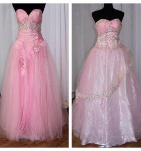 В аренду бальные платья