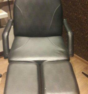 Кресло педикюрное hitek, зеркала 2 шт
