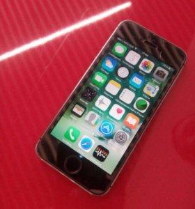 iPhone 5s продам или обмен на Самсунг а3 2016