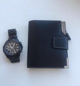 Мужской кошелёк от фирмы baellerry