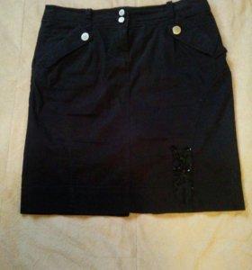 Massimo Dutti юбка бренд.