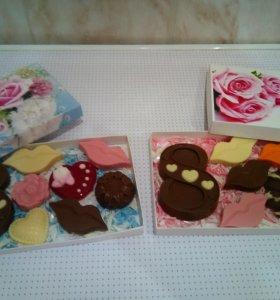 Оригинальные сладкие наборы