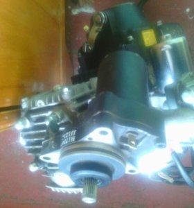 Мотор, рейсер рс110н