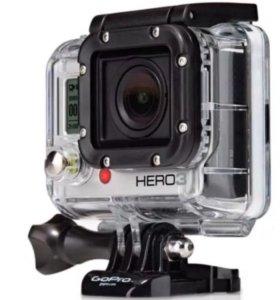 Экшен камера Go Pro HERO 3