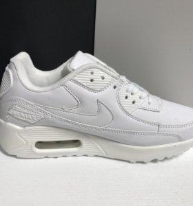 Кроссовки Nike Air Max белые