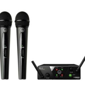Микрофон AKG WMS -40 Mini Vocal 2