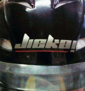 Новая каска Jieka!