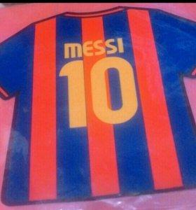 Наклейка Messi