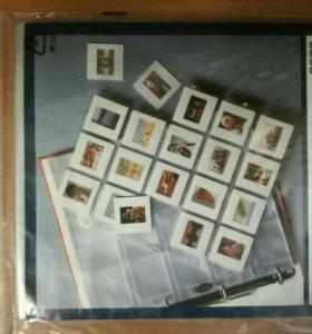 Сливер-файлы для слайдов Rowi много