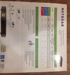 Маршрутизатор Netgear wnr1000