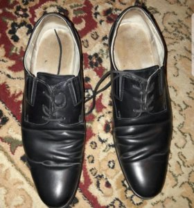 Мужские ботинки 42р