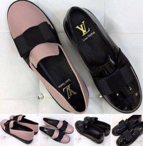 Лофферы, ботинки, натуральная кожа, 36 размер