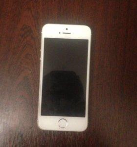 iPhone 5S 16 gb gold A1457 original