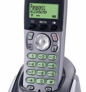 Дополнительная трубка Dect Panasonic KX-TCA121