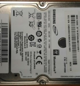 HDD500Gb Samsung