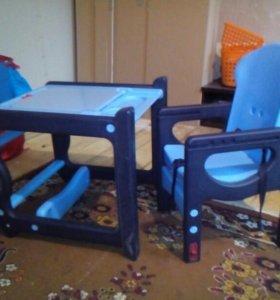 Столик+стул для кормления