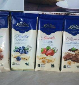 Шоколад из Эстонии