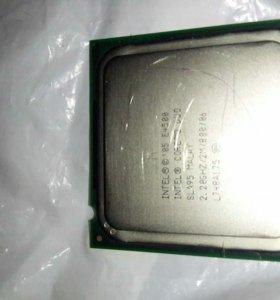 Процессор intel core 2 duo 2.2ghz
