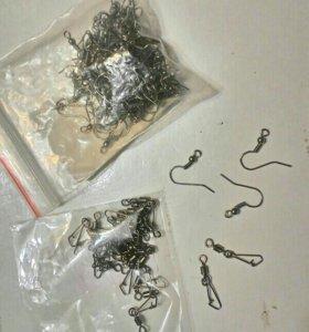 Швензы металлические в виде петли