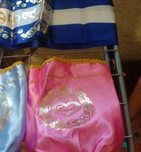 Мешочки для мелочей(свадебные)