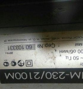 Болгарка интерскол УШМ-230/2100М