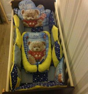 Спальный набор для малыша