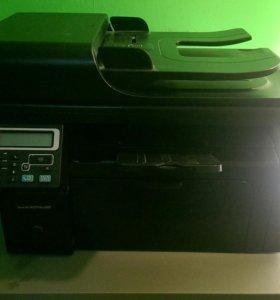 МФУ HP Laserjet M1217nfw MFP