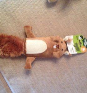 Игрушки для собак с пищалкой