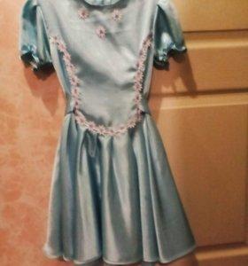 Детское, праздничное платье. ТОРГ