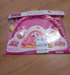 Игровой коврик для девочки
