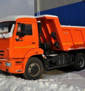Самосвал КАМАЗ 65115-776058-42