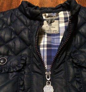 Куртка для девочки на 7-8 лет