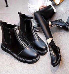 Ботиночки новые!!! 37 и 38р
