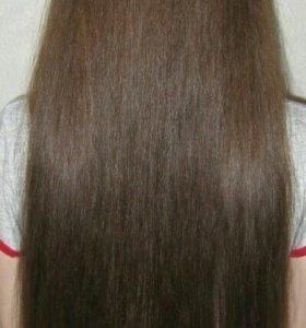 Шампунь безсульфатный с биотином для роста волос