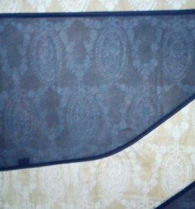 Каркасные шторки на ВАЗ 2110-12