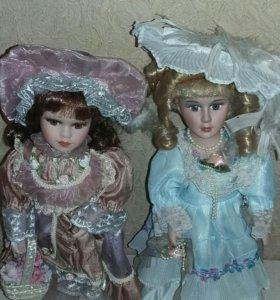 Кукла для коллекции