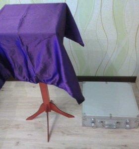 Фокус «Летающий стол»