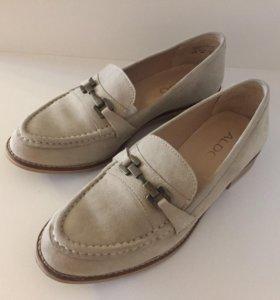 Туфли замшевые ALDO