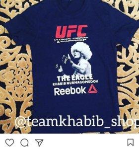 Футболки UFC Хабиб Нурмагомедов