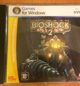 BIOSHOCK 2 компьютерная игра