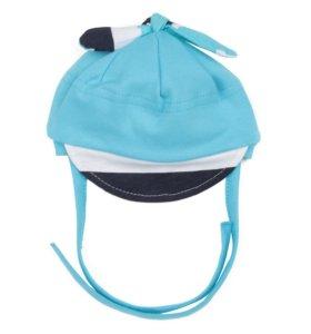 новая шапочка для малыша