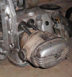 Двигатель от урала