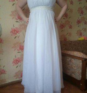 НОВОЕ Платье свадебное ( выпускное)