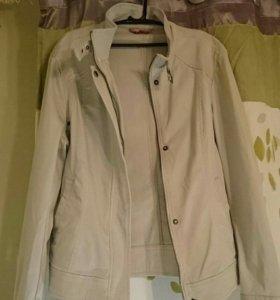 Куртка демисизонная женская, размер 44-46