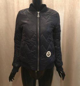 Куртка женская бомбер
