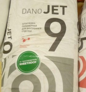 Полимерная шпатлевка Drano jet 9