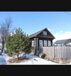 Продаётся дом пл.40,6кв.с зем. участком 6соток