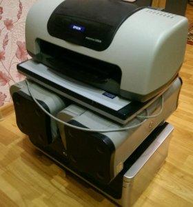 Принтеры и сканер