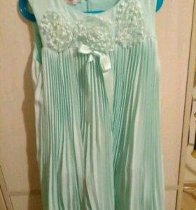 Платье р.135-140-146