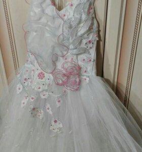 Вечернее платье  для девочки.